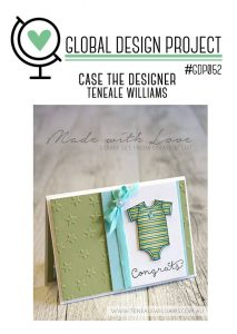 Challenge case Teneale Williams